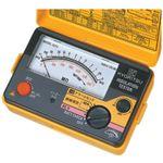 共立電気計器 アナログ絶縁抵抗計(アラーム) 3211