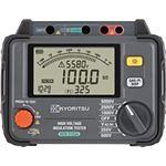 共立電気計器 アナログ絶縁抵抗計(高圧) 3125A