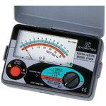 共立電気計器 アナログ接地抵抗計(ハードケース付) 4102A-H