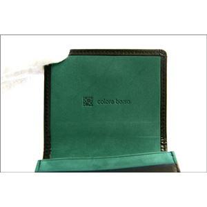 Colore Borsa(コローレボルサ) コインケース ブラック MG-003 f06