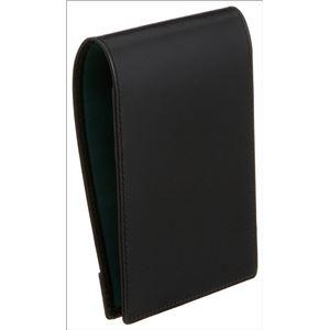 Colore Borsa(コローレボルサ) メモジャケット ブラック MG-004 f04