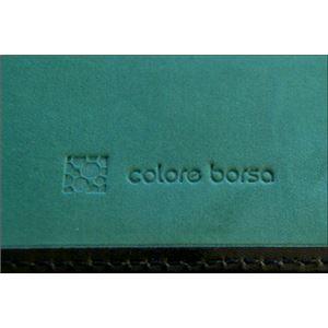 Colore Borsa(コローレボルサ) パスポートケース ブラック MG-005 f04