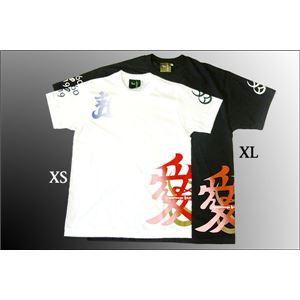 戦国武将Tシャツ 【直江兼続 愛】 XLサイズ...の紹介画像5