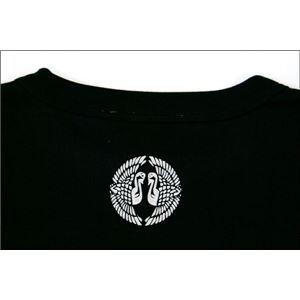 蒲生氏郷Tシャツ LW 黒 Mサイズ f05
