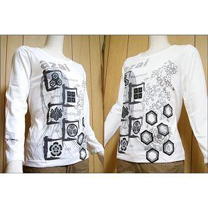 浅井家 長Tシャツ LW XS 白 h02