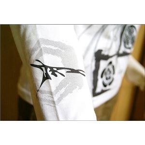 浅井家 長Tシャツ LW XS 白 h03