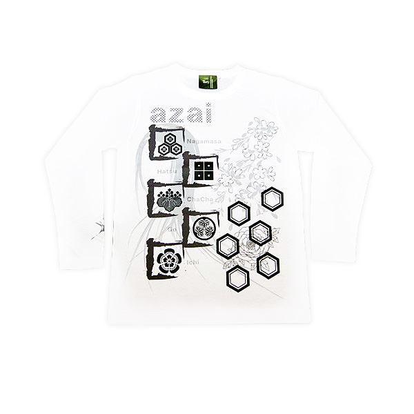 浅井家 長Tシャツ LW XL 白f00