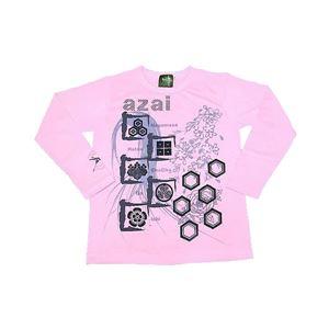 浅井家 長Tシャツ LW S ピンク