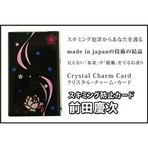 前田慶次 スキミング防止カード