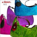 ★dean(ディーン) medium shoulder ハンドバッグ olive(緑)
