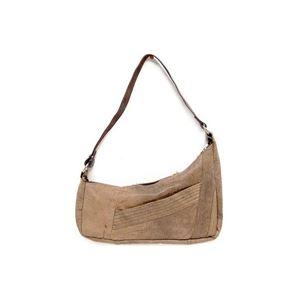 ★dean(ディーン) medium shoulder ハンドバッグ tan(茶)の画像
