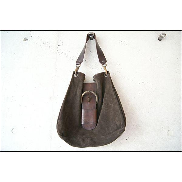 ★dean(ディーン) belt bag ベルトバッグ 茶f00