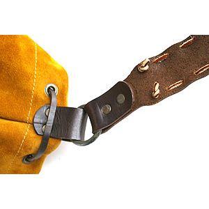 ★dean(ディーン) drow-string rucksack ショルダーバッグ Tabacco(茶)