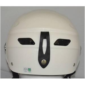 スタイリッシュな開閉式シールド付きハーフヘルメットの紹介画像2