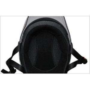 スタイリッシュな開閉式シールド付きハーフヘルメットの紹介画像3