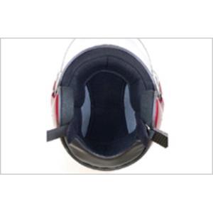 全排気量対応 CR-720 スタンダード ジェットヘルメット ブラック
