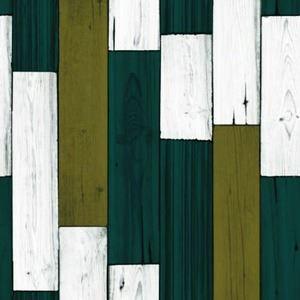 壁紙シール♪DIY壁紙新時代!プレミアムウォールデコシート6m巻|W-WA319 カントリーウッド レトロブラウン系