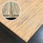 木目調 クッションシート壁【ブラウンウッド】(6枚組)壁紙シール 壁用クッションパネルシート 3D立体壁紙 ウッドシート 壁紙シート