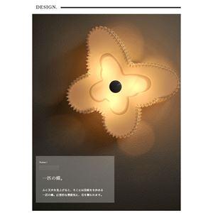 シーリングライト(照明器具) 蝶型 引っ掛けシ...の紹介画像3