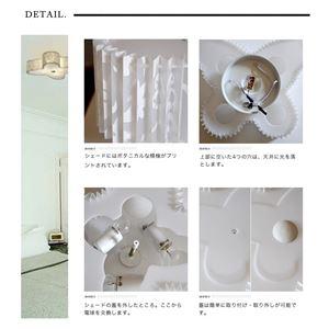 シーリングライト(照明器具) 蝶型 引っ掛けシ...の紹介画像5