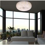 シーリングライト(照明器具) LEDタイプ/4000ルーメン 自然光色 円形 〔リビング照明/ダイニング照明/和室照明〕