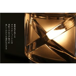 ペンダントライト(吊り下げ型照明器具) ガラス...の紹介画像3
