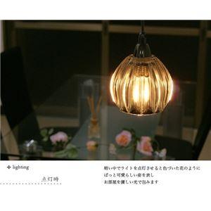 ペンダントライト(吊り下げ型照明器具) ガラス...の紹介画像4
