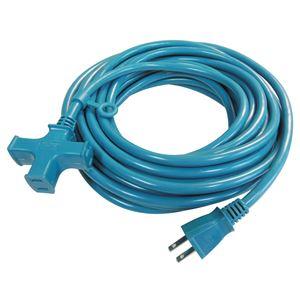 (業務用10個セット) 正和 トライアングルタップ VCTM-20MA 20m ブルー 日本製