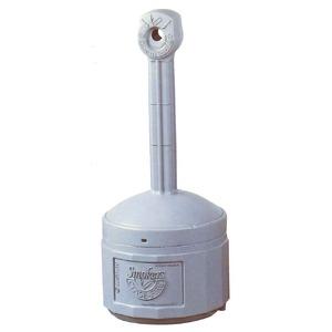 (業務用2セット)シースファイアスタンド灰皿直径420mmx高さ980mmJ26800グレー(灰)〔業務用/家庭用/屋外/ガーデン/庭〕