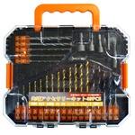 (業務用10セット)TRAD 先端アクセサリーキット(電動工具用アクセサリーセット) TAK-49 49pc 〔先端工具〕