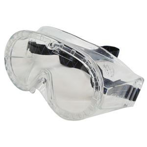 (業務用15個セット)DBLTACT女性・子供用防塵メガネDT-SG-202