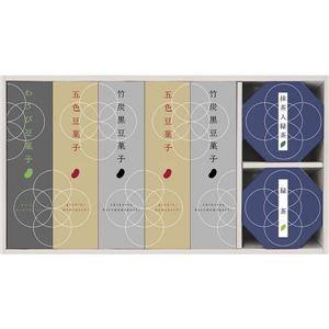 豆菓子・お茶詰合せ MC-30(豆和菓) - 拡大画像