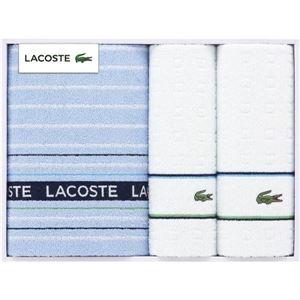 タオルセット LR50150(ラコステLピエス)