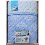 冷感 両面使用敷きパット(フィールクール)7650(ROSANNAFEEL COOL)