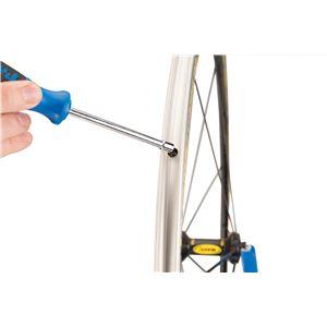 【パークツール】PARKTOOL  スポークレンチ PARKTOOL/パークツール 【ドライバー型/軸長85mm】 SW-16.3 〔プロ向け/家庭用/自転車工具〕