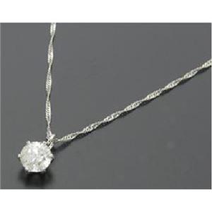 PTダイヤモンド0.3ctペンダント