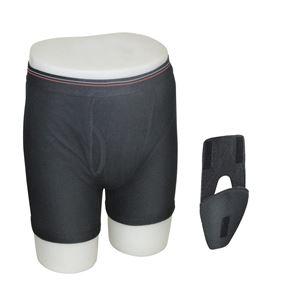尿モレ対応 紳士用下着 ホールイン・パンツ XLサイズ h02