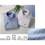 FC サッカーシャツ2枚組(チェック) Mサイズ