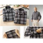 FC のびのびカジュアルシャツ2色組 3Lサイズ