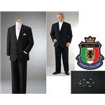 礼装フォーマルスーツ2点セット (ジャケット シングル) Lサイズ