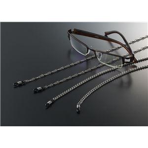 純チタン眼鏡チェーン スクリューチェーン h02