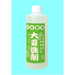 大豆洗剤 500mL詰め替え用(5倍希釈使用)