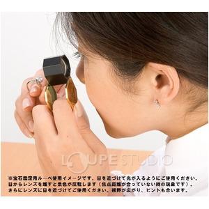 池田レンズ 宝石用ルーペ 10倍 トリプレット...の紹介画像5