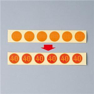 数字サーモワッペン WR-65 【120枚1組】の商品画像