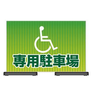 ミセルフラパネル 専用駐車場 OT223-310