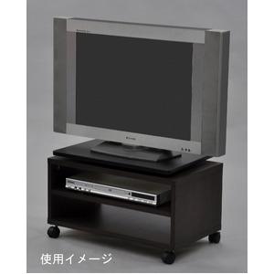 TV回転台 小 ブラック
