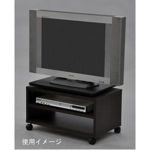 TV回転台 大 ブラック
