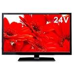 24V型地上デジタルフルハイビジョン録画対応液晶テレビ AT-24L01SR/