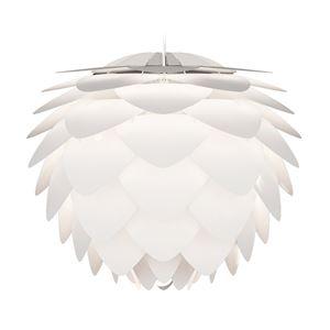 ペンダントライト/照明器具 【シェードのみ】 北欧 ELUX(エルックス) VITA Silvia ホワイト(白) 【電球別売】 - 拡大画像