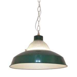 ELUX(エルックス) Nostalgie(ノスタルジー)1灯ペンダントライト電球付 グリーン